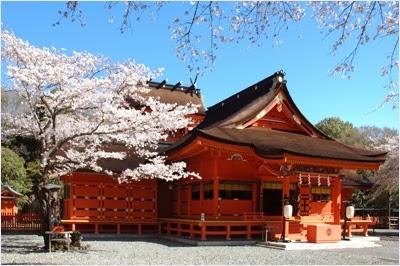 ศาลเจ้าฟูจิ เซ็นเก็น (Fujisan Sengen Shrine)
