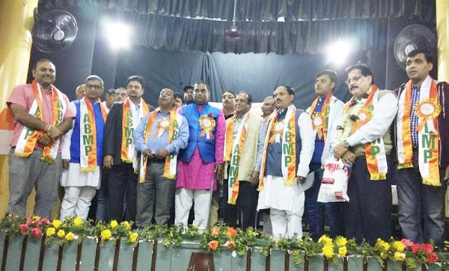 अखिल भारतीय मिथिला पार्टीक बंगाल यूनिट केर गठन