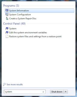 melihat tipe bit laptop windows 7