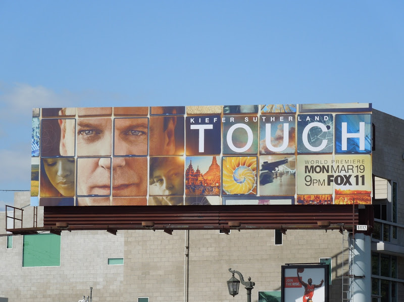 Touch Fox billboard