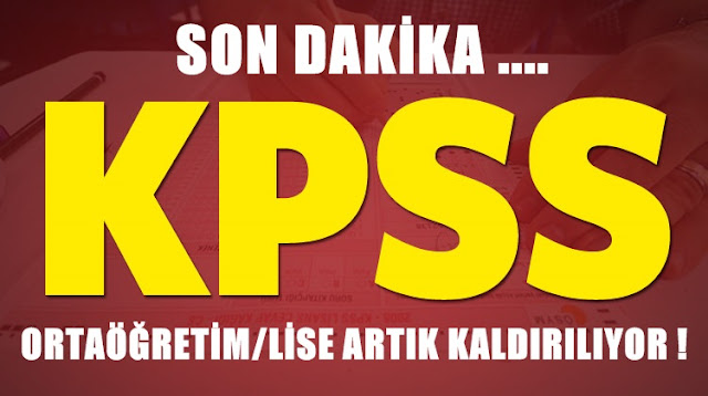 kpss-ortaögretim