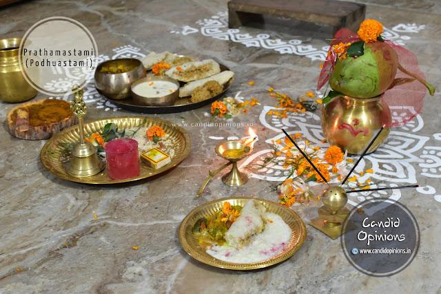 Prathamastami or Podhuastami