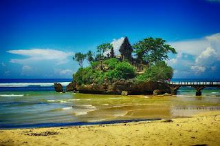 Wilayah Wisata Pantai Balekambang