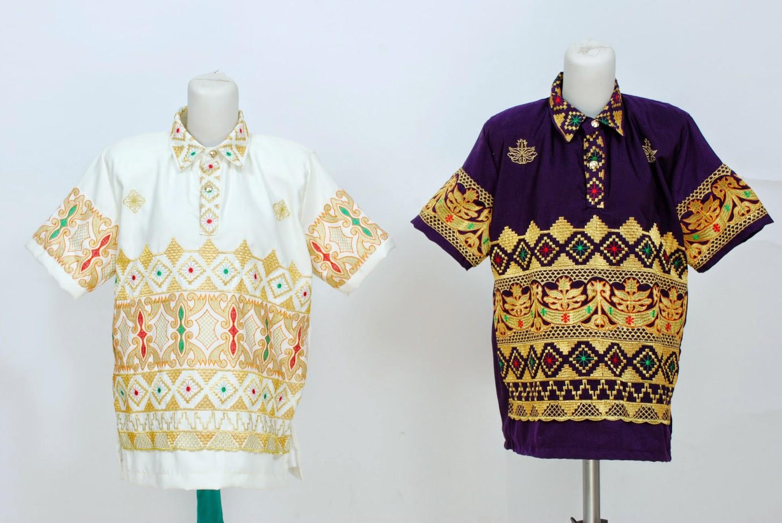 Baju Tapis Lampung Juli 2014