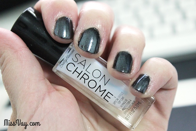 Kit Salon Chrome de Sally Hansen
