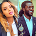 Dillish Matthews and Emmanuel Adebayor are back together