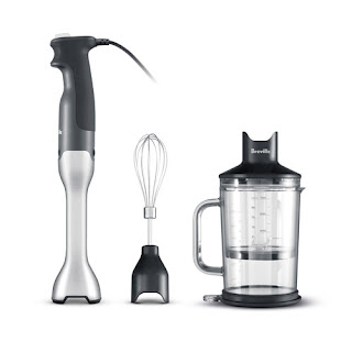 Breville 1.2L 280-Watt Control Grip Immersion Blender review detail and specs