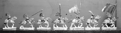 10mm German Ritter (Knights)