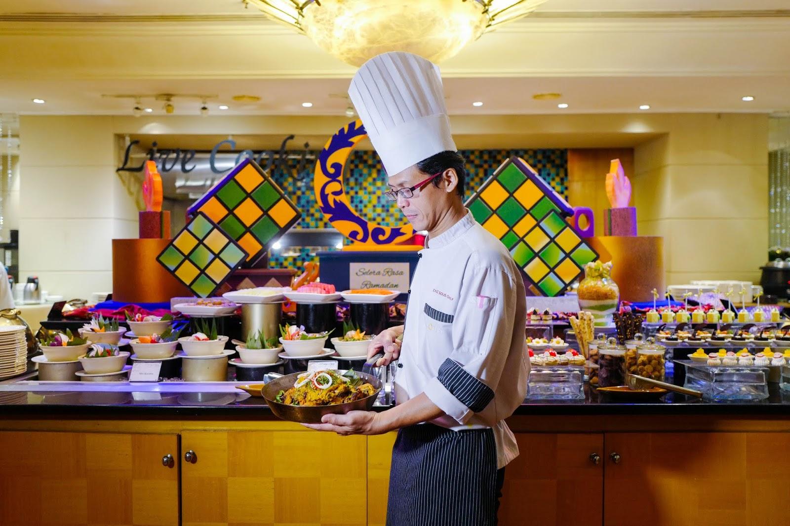 2019 ramadan buffets: corus hotel kuala lumpur