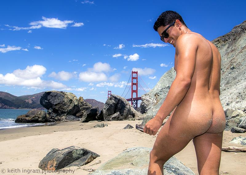 North Baker Beach Nude