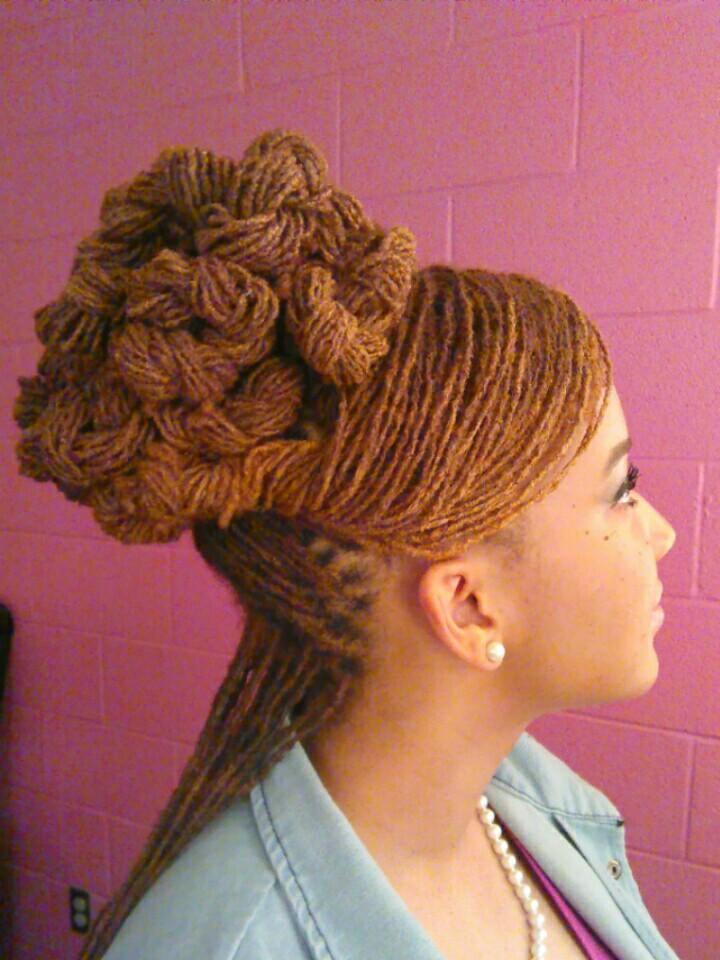 Sisterlocked 7 Gorgeous Sisterlock Hairstyles