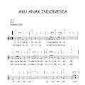 Lirik Lagu Aku Anak Indonesia