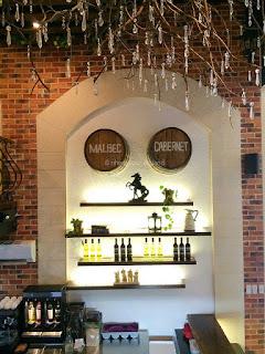 The Grape Escape Wine Lounge + Kitchen in Maginhawa