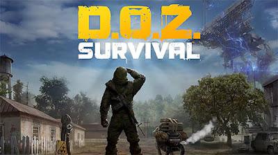 Dawn of Zombies: Survival Apk + Data (MOD, Frozen Enemy/Unlocked All Items)
