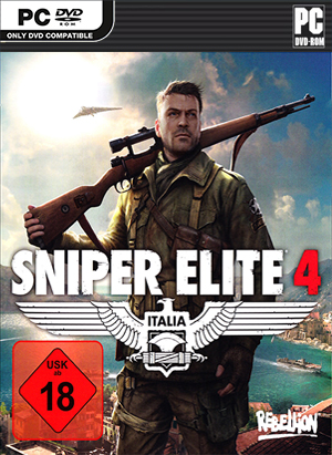 Sniper Elite 4 Deluxe Edition for PC