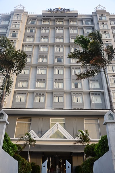 Hotels In Manila  Microtel Inn And Suites By Wyndham Mall