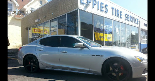 Maserati Ghibli At Eppies Tire & Auto Repair