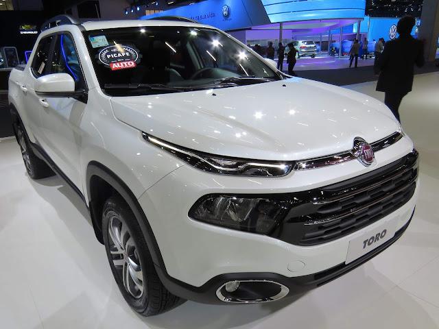 Fiat Toro 2017 2.4 Flex Automática - Branco Perolizado