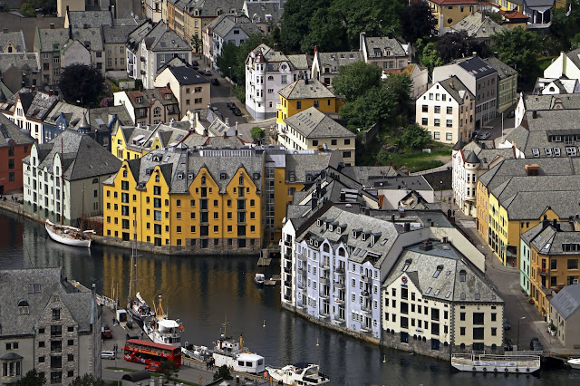 Photo Art of Alesund