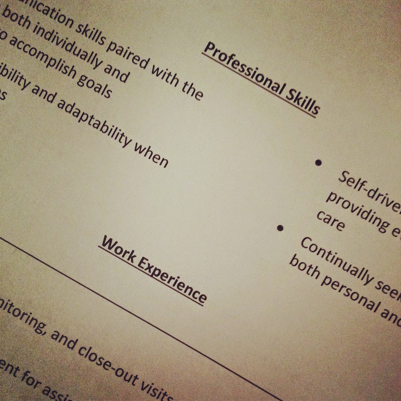 one smile every day day 158 proofread someone s resume