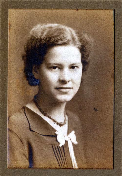 Ada Rappleye Hall Walker