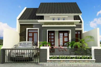 80 Desain Rumah Minimalis Modern Model Terbaru dan Terpopuler
