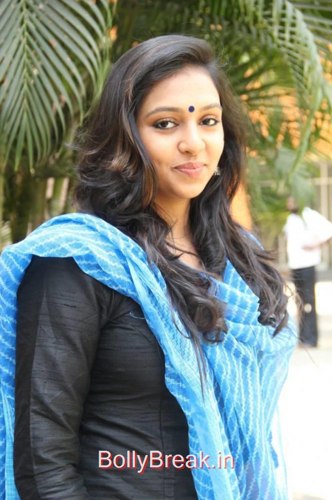 Lakshmi Menon Unseen Stills, Lakshmi Menon Hot HD Images from Komban Movie Sucess Meet