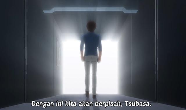 Captain Tsubasa 2018 Episode 28