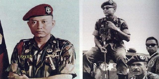 Kisah Heroik Jenderal Sarwo Edhie Memimpin Pasukan RPKAD Memburu PKI di Solo