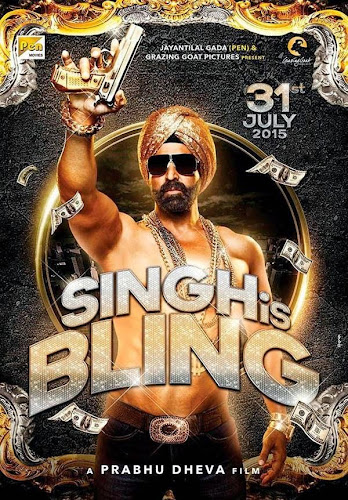 Singh Is Bliing (2015) Movie Poster No. 2