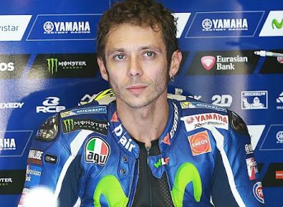 Marquez: Rossi Memang Sudah Gugul Sejak Awal Race