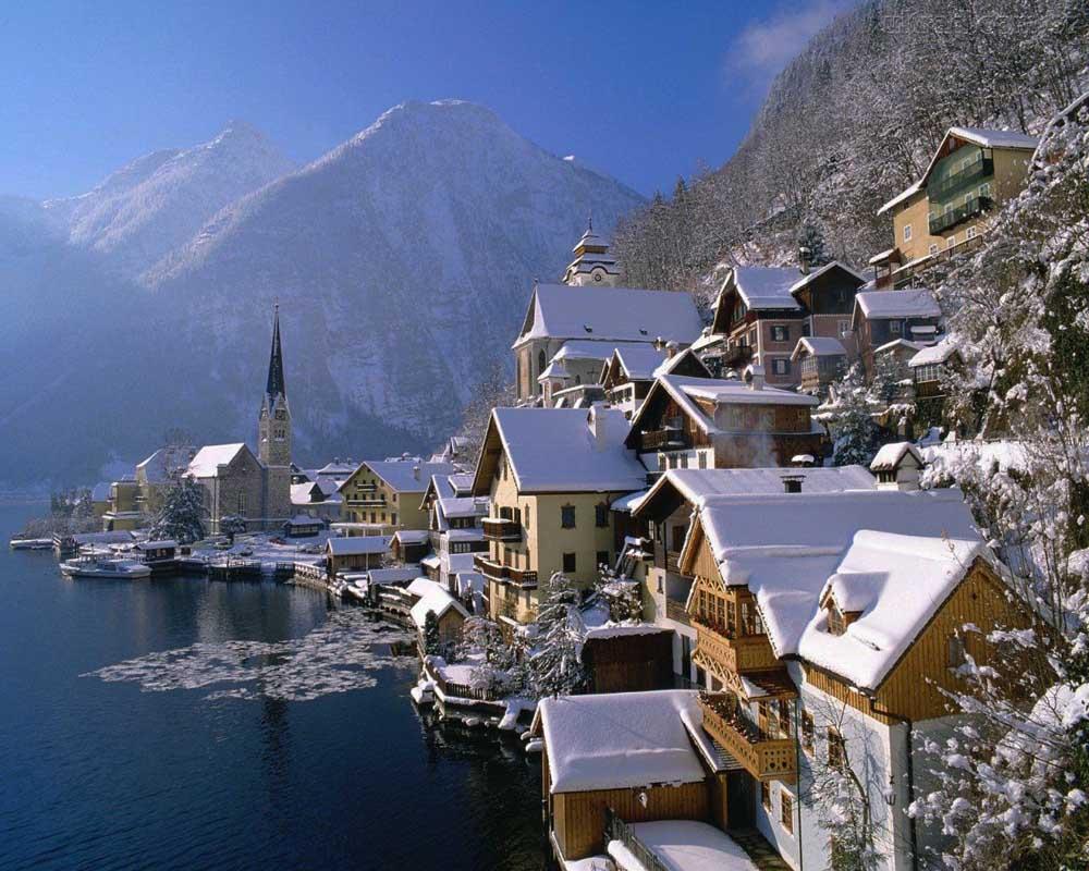 Hallstatt, Aldeia da Áustria