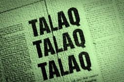 "Saat Suami Berkata ""Saya Talak Tiga"" Tholaqtuki Tsalatsan"