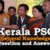 Kerala PSC General Knowledge Question and Answers - 58