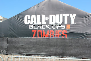 Call of Duty Black Ops Zombies tent