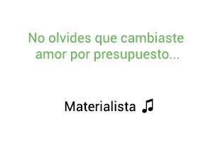 Silvestre Dangond Nicky Jam Materialista significado de la canción.