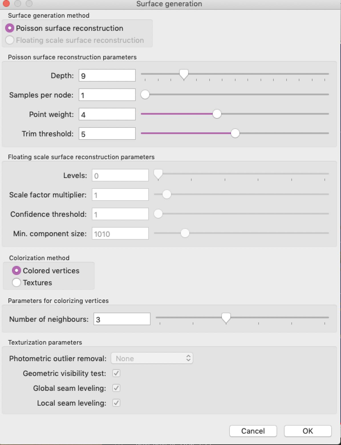 EXPERIMENT / Photogrammetry Using Regard3D | Blender Sushi