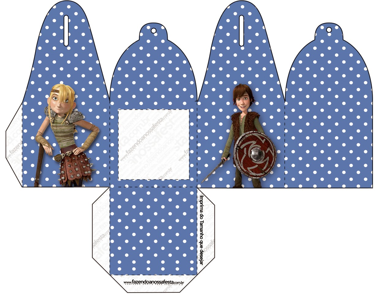 How to Train your Dragon: Free Printable Boxes. - Oh My ...