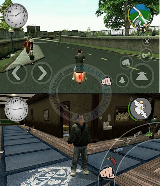 Game BUlly Full Apk Data Mod With Savedata Complete Terbaru for Android