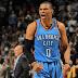 NBA: Westbrook se lució ante el antiguo equipo de Paul George, que fue limitado a 10 puntos