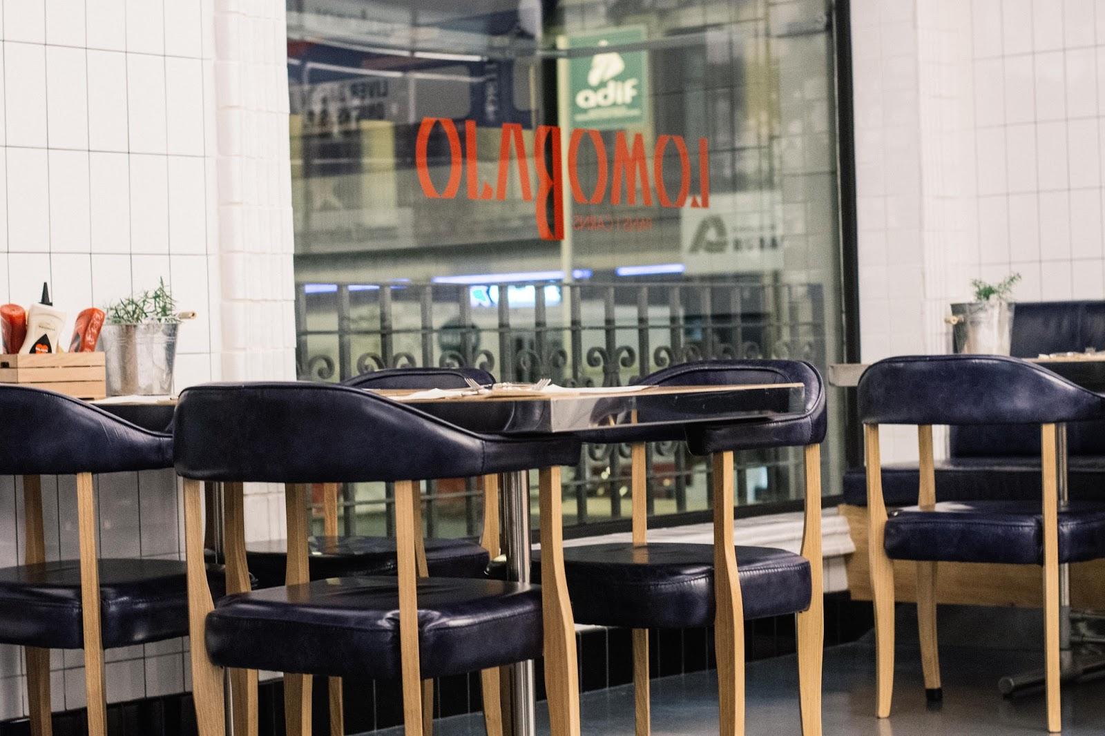 Lomobajo Lomoaltor Restaurante Barcelona