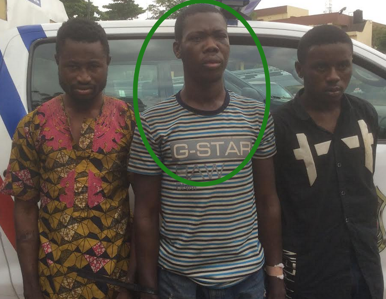 eiye cultist shot police lasu