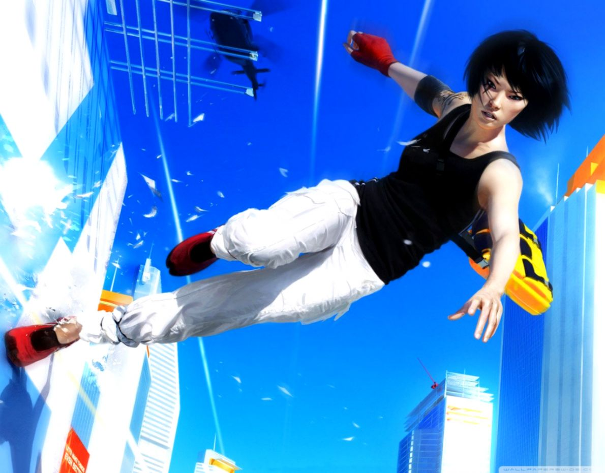 mirrors edge catalyst download size