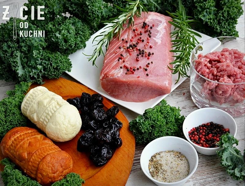 malopolska do zjedzenia, schab, schab faszerowany, produkty tradycyjne, suska sechlonska, oscypek, golka