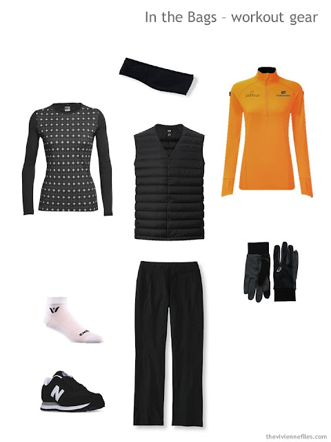 packing sports gear for cold weather