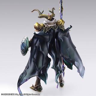 """Figuras: Abierto pre-order de Odin del """"Final Fantasy Creatures"""" - Square Enix"""