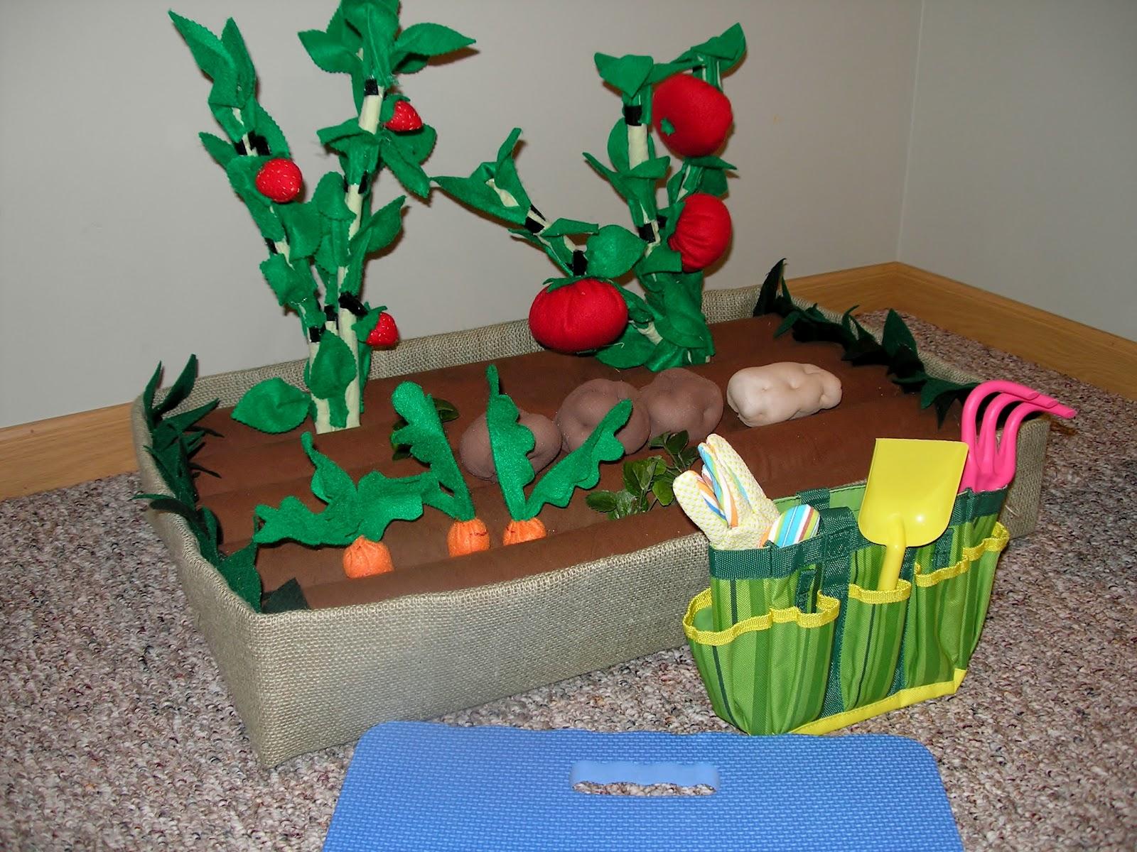 Create With Kiddos Spring Garden Part 2