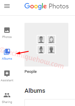 Share Google Photos Album with Another