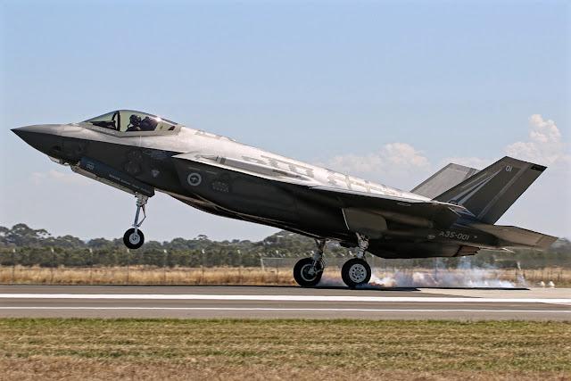 f-35a royal australian air force