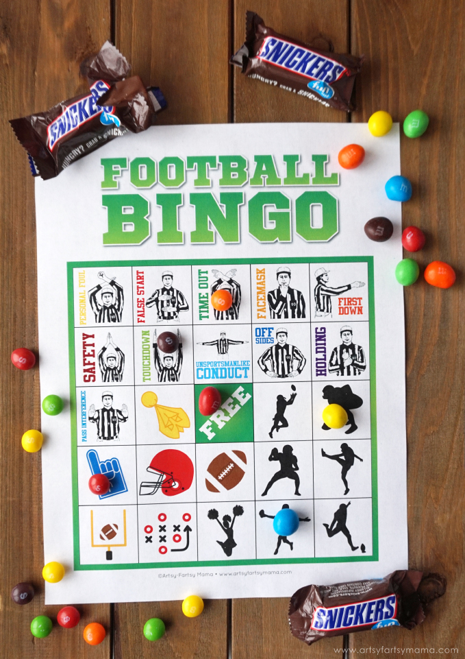 photo relating to Free Printable Football Bingo Cards titled No cost Printable Soccer Bingo artsy-fartsy mama